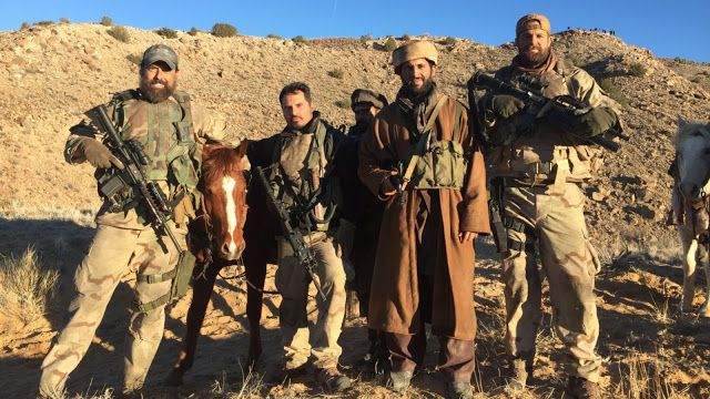 12 Strong 2018 Full Movie Hd Free Download 123movies 321