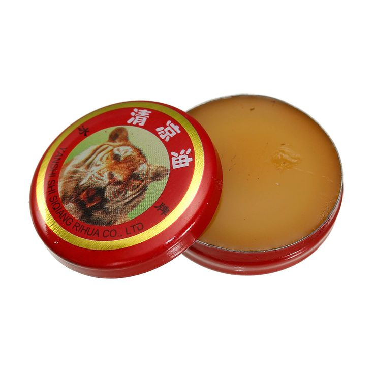 Chinese Tiger Muscle Massager Relax Essential Oil Magic Balm Refresh Influenza Treatment Cold Headache Dizziness