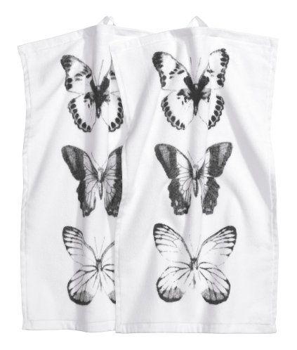 Ręczniki dla gości  | H&M HOME