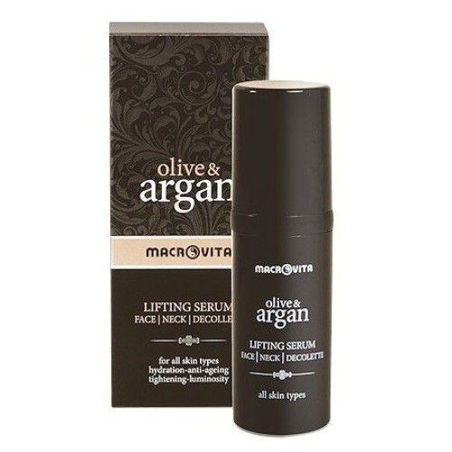 MACROVITA NEW Olive & Argan Oil Lifting Serum For All Skin Types 30ml |1.01Fl Oz in Health & Beauty, Facial Skin Care, Anti-Ageing | eBay