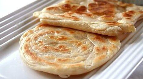Роти - распространенный хлеб в Индии