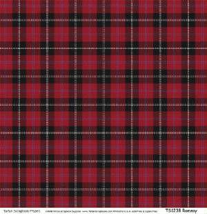 Clan Donnachaidh - Robertson Tartan used at Highland Games