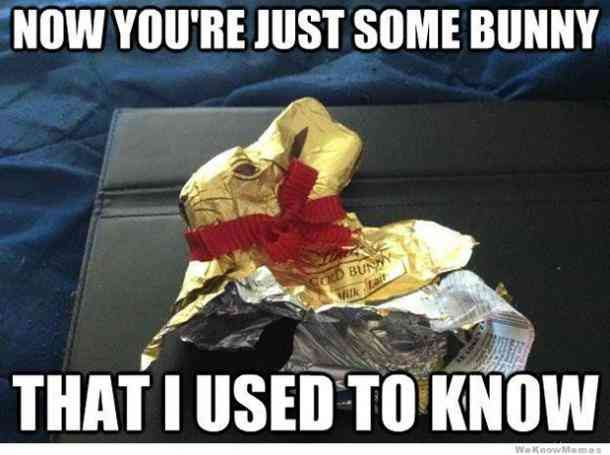 50 Funny Easter Memes To Share With Your Family Friends On Easter Sunday Funny Easter Memes Happy Easter Meme Happy Easter Funny