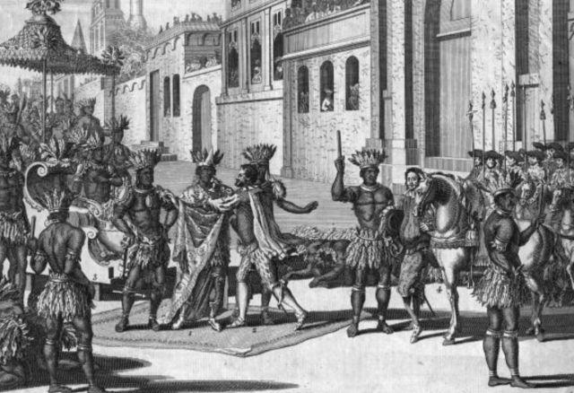 """El mayor logro de la iglesia católica en el Nuevo Mundo fue no solo la cristianización de los nativos sino el mestizaje, lo que se usó como estrategia de conquista, y de manera muy efectiva."""""""