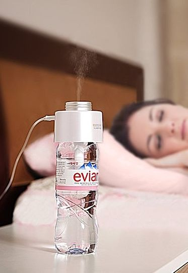 USB Portable Humidifier - This is a MUST HAVE for any traveler!!  I would have used it this weekend! http://rstyle.me/~14YnH