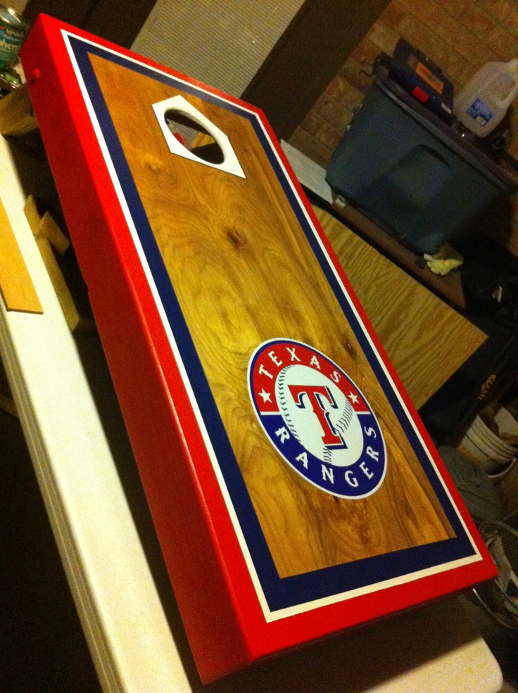 97 Best Images About Corn Hole Board Designs On Pinterest
