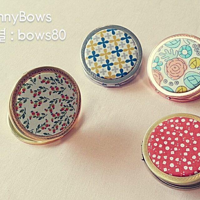 분당리본공예JennyBows /  스토리 채널 : bows80  손거울