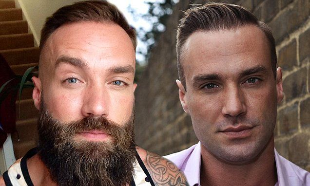 Calum Best is like a new man after shaving off the bushy beard dailymail.co.uk