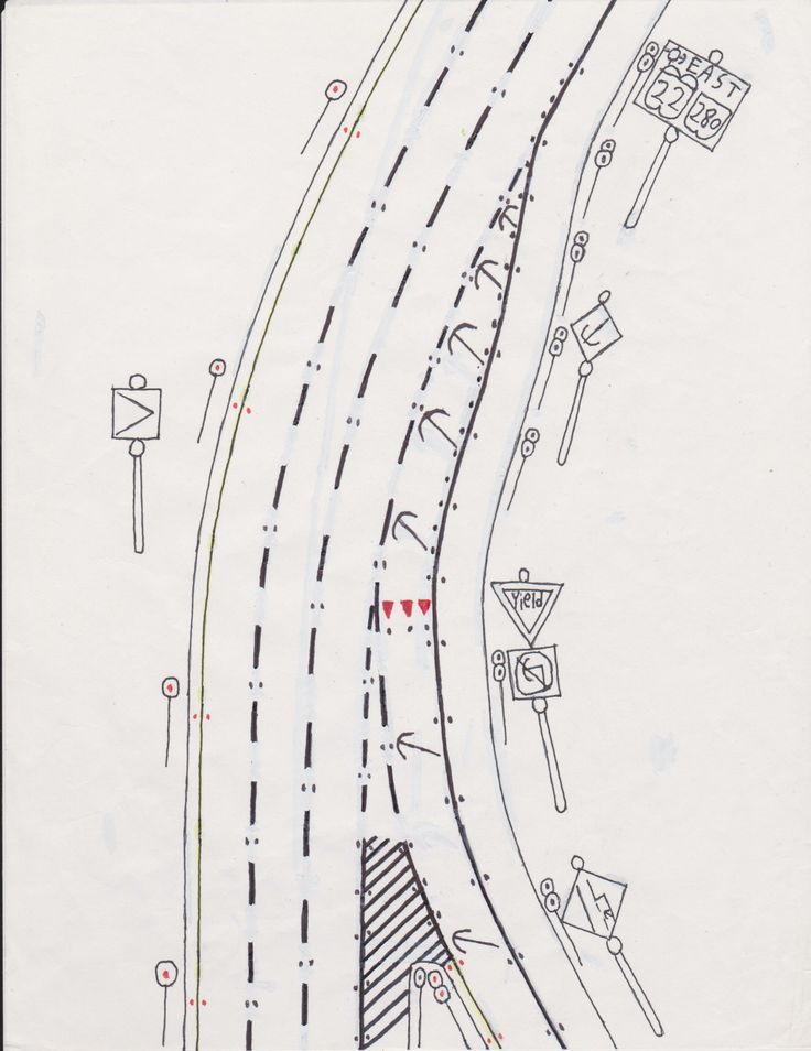 17 best images about road drawings stuff on pinterest