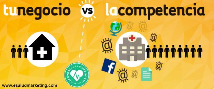 Si tu empresa no tiene un buen plan de marketing online, esto es lo que sucede. #clínicas #saludigital www.esaludmarketing.com