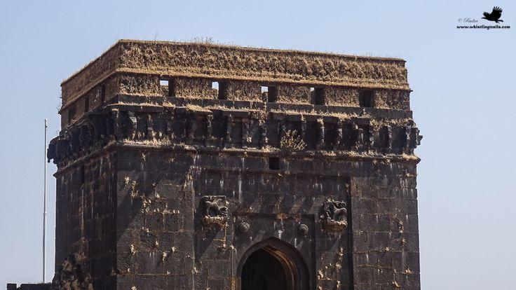 Trek to the Raigad Fort http://www.tripoto.com/trip/trek-to-the-raigad-fort-1849  #travel #Tips #Adventure #Vintage