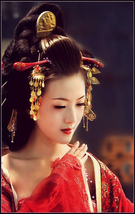 Ancient Chinese Hanfu Fashion