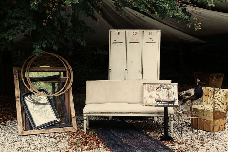 Collectables furniture | by Anne Dokter