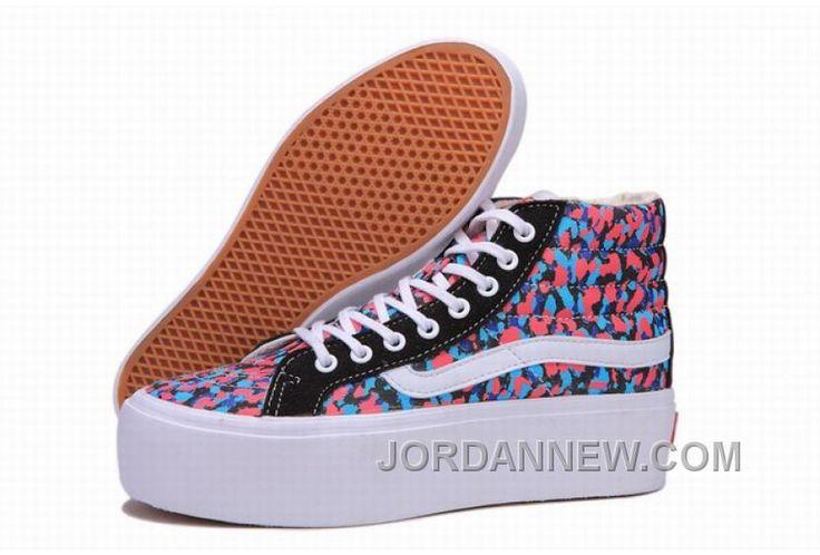http://www.jordannew.com/vans-sk8hi-platform-floral-black-blue-womens-shoes-authentic.html VANS SK8-HI PLATFORM FLORAL BLACK BLUE WOMENS SHOES AUTHENTIC Only 70.24€ , Free Shipping!