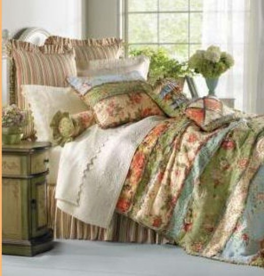 French Country Bedroom Decorating Ideas: Ideas: Decorating A Shabby Chic Bedroom