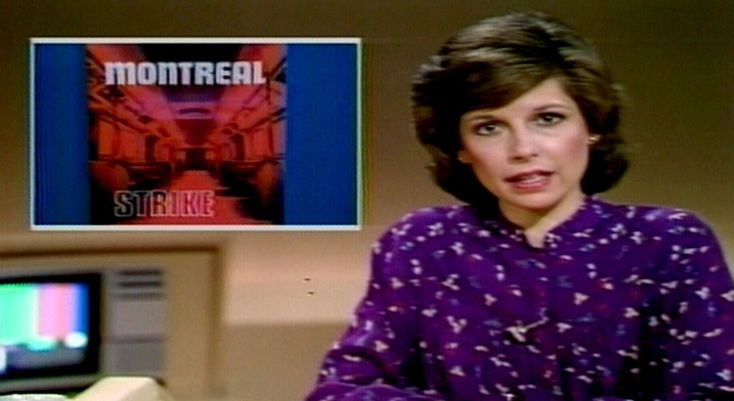 In 1980, Rinaldo joined a slowly expanding circle of women in the profession, and was promoted to News Anchor of CANADA AM, earning distinction for becoming the first woman in Canadian history to anchor a daily network newscast. She remained on the morning shift until 1985.