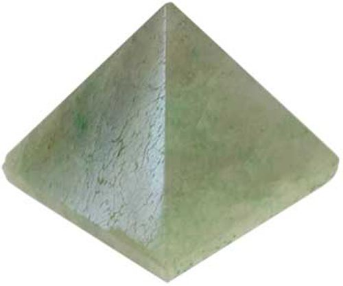 Save on Green Adventurine Crystal Pyramids. Use these healing crystals in reiki therapy and chakra healing. Free shipping on domestic orders over $50.
