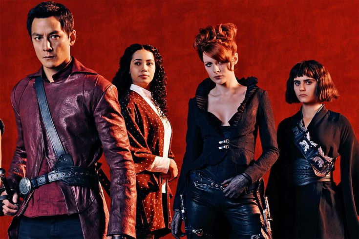 into the badlands the widow - Google Search