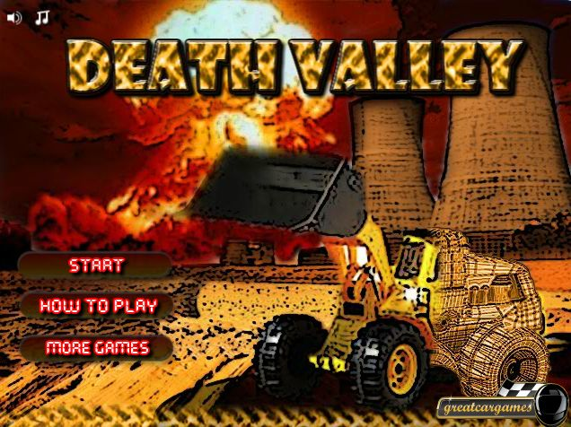 Play most popular driving #Deatvalley game #drivinggames   #games  #truckloadergames