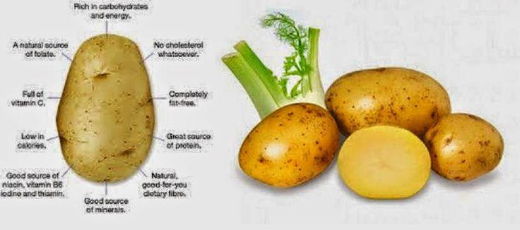 manfaat-kentang-untuk-diet
