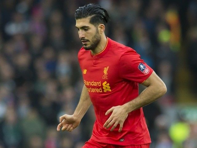 """Liverpool's Emre Can has """"full body bruise"""" but could be fit for Bournemouth game"""