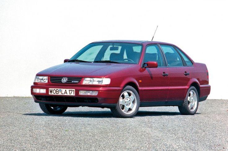 Volkswagen Passat Celebrates 40 Years of Production - MotorTrend WOT