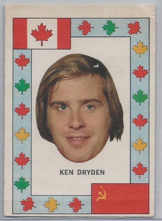 1972-73 OPC NHL HOCKEY Team Canada Set 28 Cards Dryden,Esposito,Henderson EX #TeamCanada