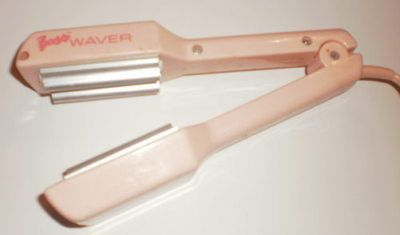 Remember the old school hair crimpers? -- i still have one around here somewhere :p