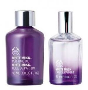 White Musk The Body Shop for women