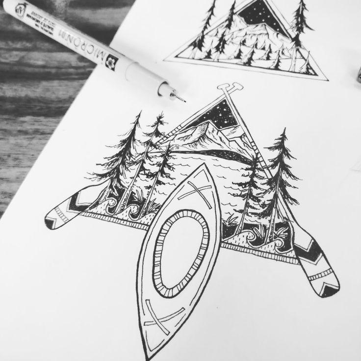 best 25 adventure tattoo ideas on pinterest travel tattoos hike dare and tattoos for travelers. Black Bedroom Furniture Sets. Home Design Ideas