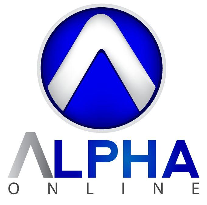 Alpha Online Logo Manpower Agency