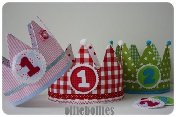 Birthday hats