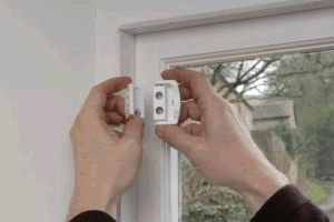 Learn how to fit a window lock for added home security with the step-by-step instructions in this diy security and safety guide.