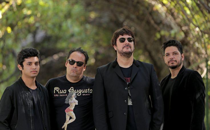 Los Tres abrirá el show de Blur en Chile