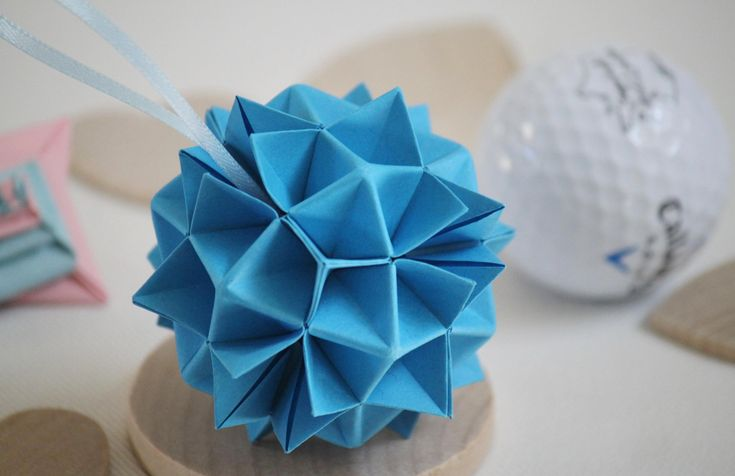 Best 25+ Origami ball ideas on Pinterest | Paper balls ... - photo#16