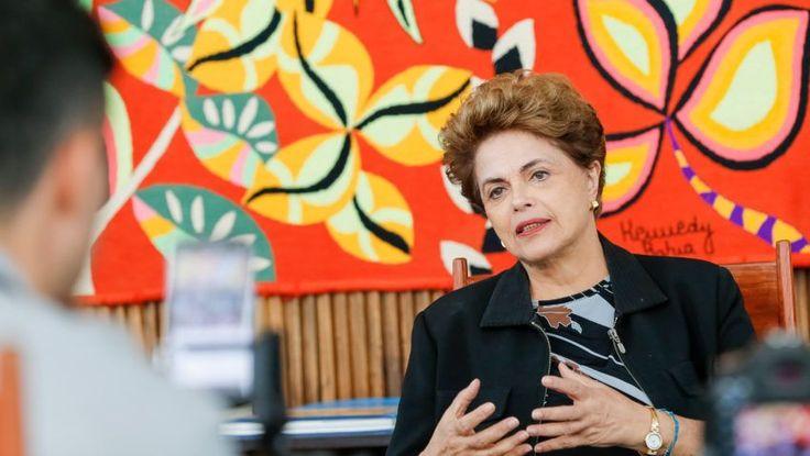 Dilma Rousseff já foi sondada por editoras interessadas em publicar o livro que escreverá quando deixar o Alvorada. Petistas próximos dizem…