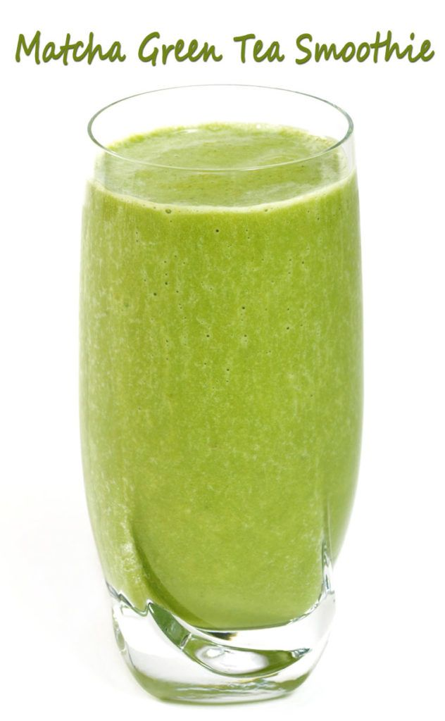 The Best Sirtfood Recipes   Green tea smoothie, Smoothies ...