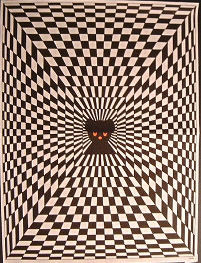 Black Bear Poster by Dick Bruna
