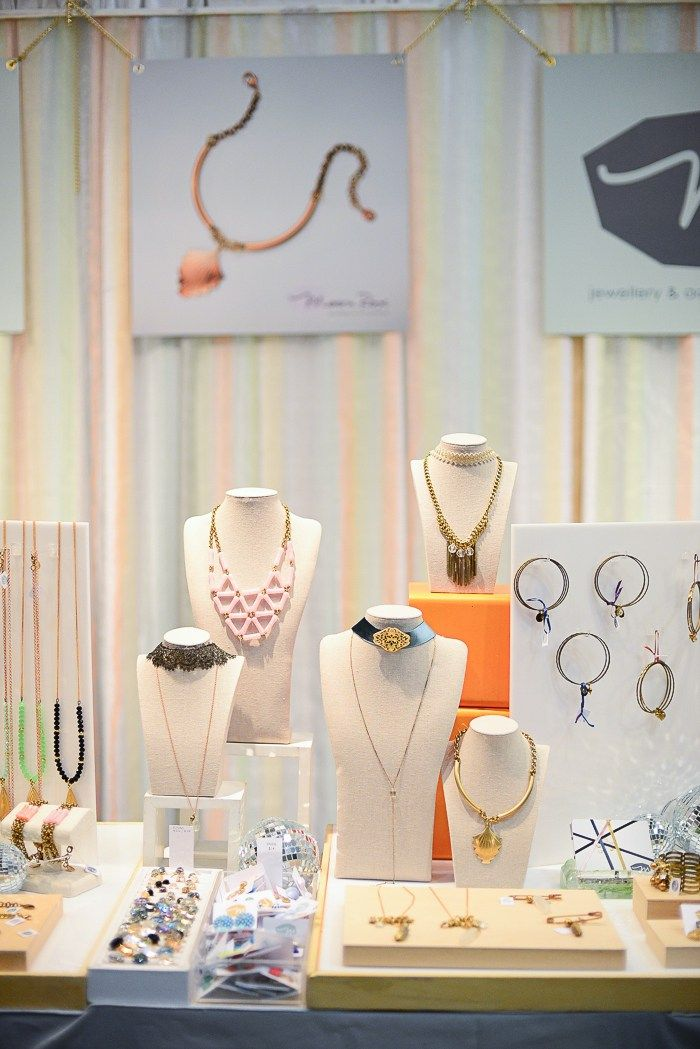 MoonRox Jewellery & Accessories at the One of a Kind Show - Threads & Blooms