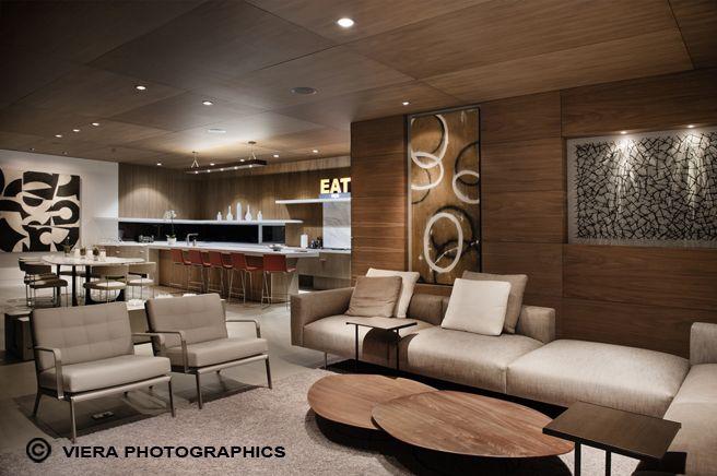 KAFKA House - San Diego : Gilbert chairs and Jackson sofa by CASADESUS