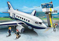 Cargo and Passenger Aircraft