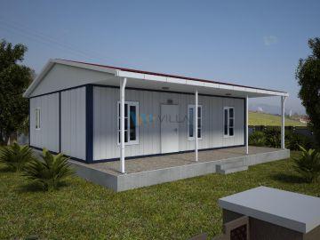 Villa Yapı Üretimi Yüksek Kalite Konteyner Ev 21 m²