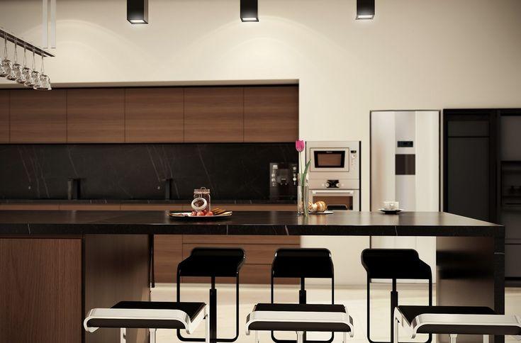 Modern Kitchen on Behance