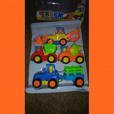 """#WEnjoy Push and Go #Friction #Powered #Car Set of 4, Dump #Truck ~ Cement Mixer ~ #Bulldozer ~ #Tractor for #Toddlers #Kids Early #Educational #Cartoon #Vehicle  #ad http://amzn.to/2tufwMn      """"Received a free copy for review""""    Terrific car set of 4! Each are with different vehicles with movie pieces that help a child learn the way they move and function.     Check it Out ► #Save 50% on #Ink and save #money + get a #FREE #Month of #Ink when #you sign up #HP #ad   https://buff.ly/2huuEDx"""