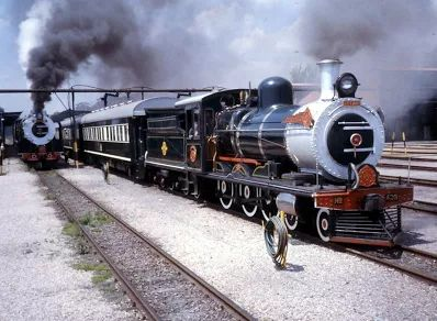 South African Class 6 4-6-0