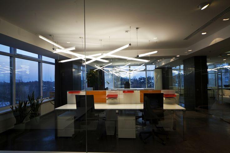 Escritórios para Empresa de Tecnologia / TSEH Architectural Group