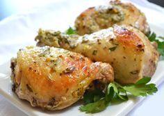 Esta marinada deixa o seu frango muito saboroso, e o melhor é que você não precisa deixar o frango muito tempo na marinada, apenas 30 min. é o suficiente.