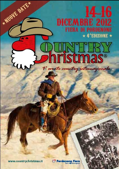 Country Christmas, Pordenone Fiera, 14th-16th December 2012