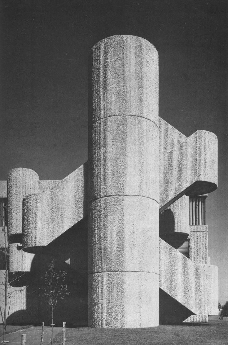 Endo Pharmaceutical Laboratories | 1964 | Garden City, New York | Paul Rudolph