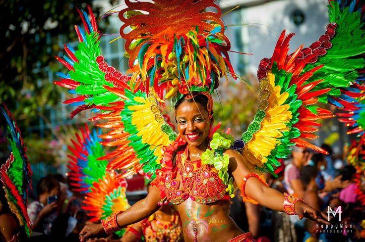 ✨Carnaval Guadeloupe ✨ si elle continue elle va s'envoler :-p